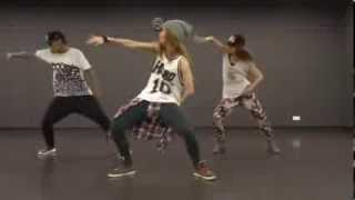 "@AgnezMo Ft. Timbaland & T I   ""Coke Bottle"" Choreographed By @Gin_Lam And Friends"