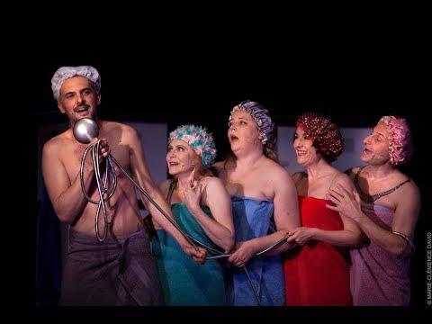 Cinq de Cœur, un quintette vocal a cappella, aussi déjanté que virtuose ! Certains prétendent...