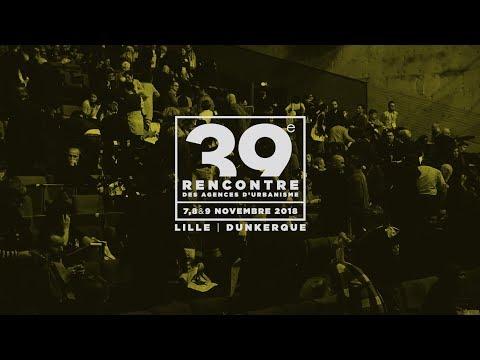 39e Rencontre nationale des agences d'urbanisme   Moments Forts #innovation #design