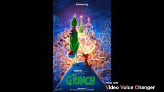 Alvin And The Chipmunks: You're A Mean One, Mr. Grinch (From The Grinch 2018)