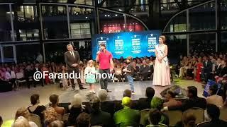 Premios Estrella de Mar en #MardelPlata.