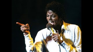 Michael Jackson Human Nature Live