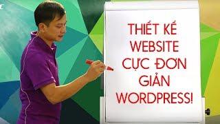 Hướng dẫn thiết kế website bằng Wordpress - Tùy biến 1 giao diện từ a-Z