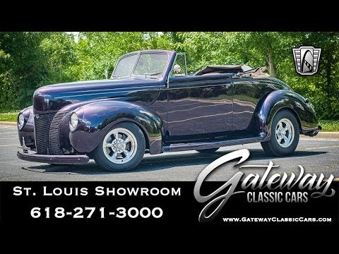1940 Ford Deluxe (CC-1243373) for sale in O'Fallon, Illinois