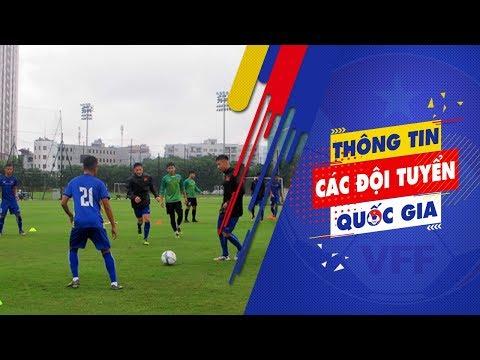 ĐT U19 Việt Nam hội quân trở lại, dồn sức cho VCK U19 Châu Á 2018