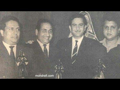 Filmmaker Sooraj Barjatya & Ravindra Jain mentioning Shankar Jaikishan while talking about RK