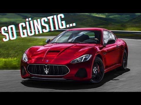 Die günstigsten Maserati Modelle die du dir leisten kannst! | RB Engineering | Maserati GrantTurismo