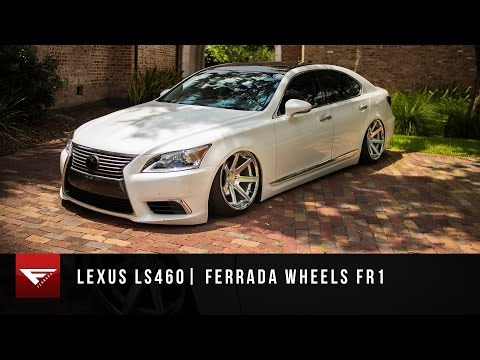 2015 LEXUS LS460 | Bagged | Air Ride | Ferrada Wheels FR1