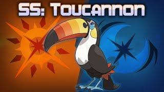 Toucannon  - (Pokémon) - Seleção da Semana: Toucannon   Time Pokémon Competitivo