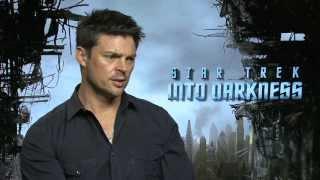 Karl Urban Interview - Star Trek Into Darkness