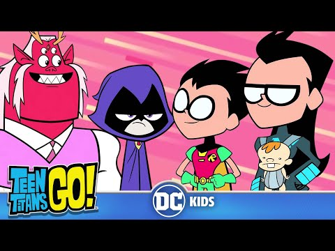 Teen Titans Go!   Father's Day   DC Kids