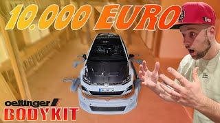 10.000 Euro BODYKIT   OETTINGER TCR Germany Street  - René Bàuche