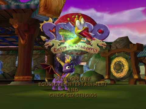 [TAS] GC Spyro: Enter The Dragonfly by Fog in 02:28,68