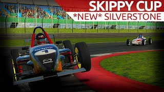 New Silverstone! I need a track map! (Skip Barber)