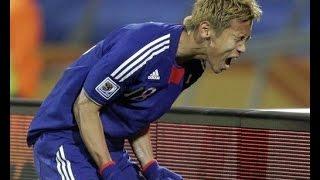 サッカー日本代表ベスト11ゴール!|JapanNationalFootballTeamBest11GoalsEver