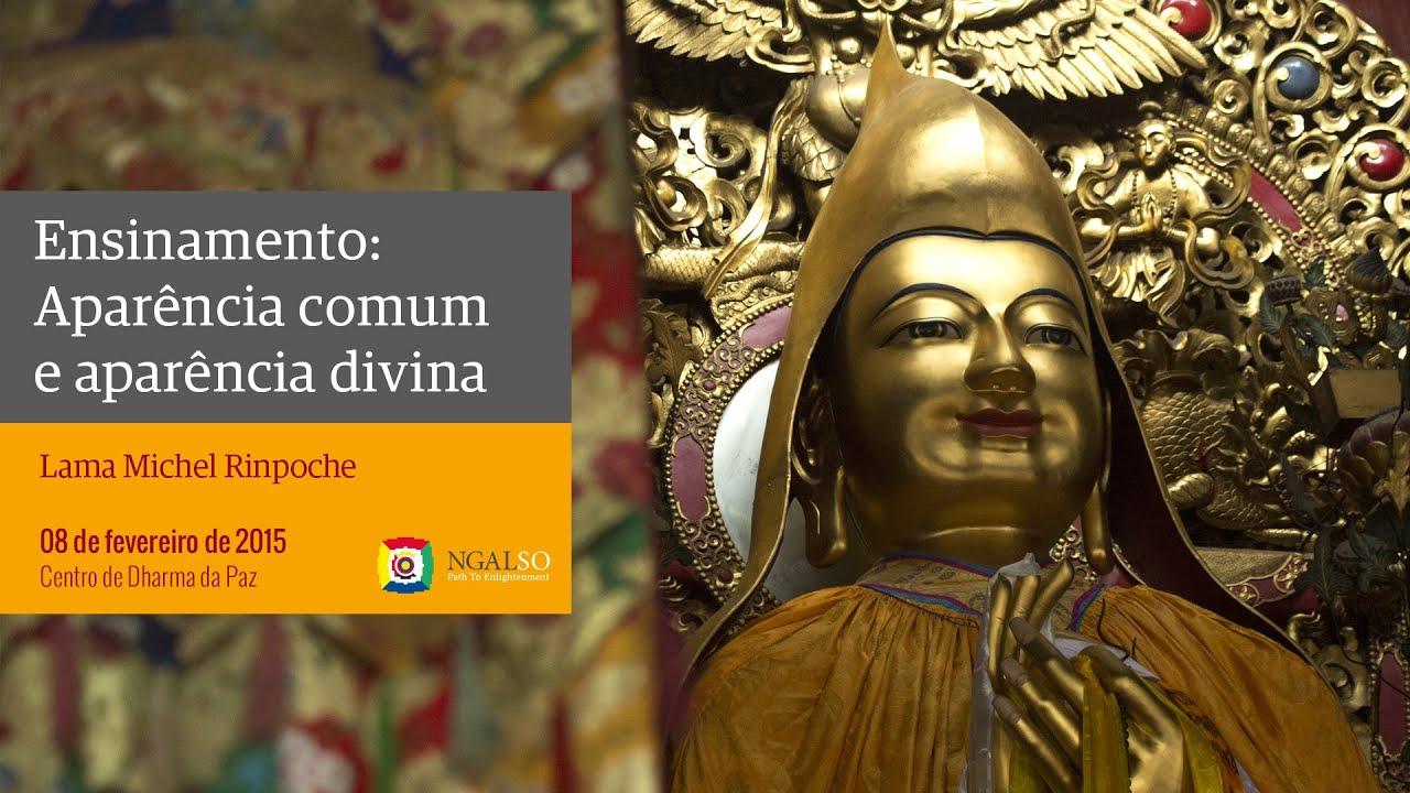 Aparência comum e aparência divina - Parte 2