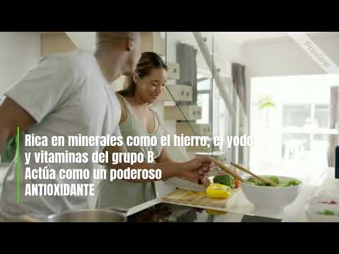 VIDEO: Espirulina en comprimidos