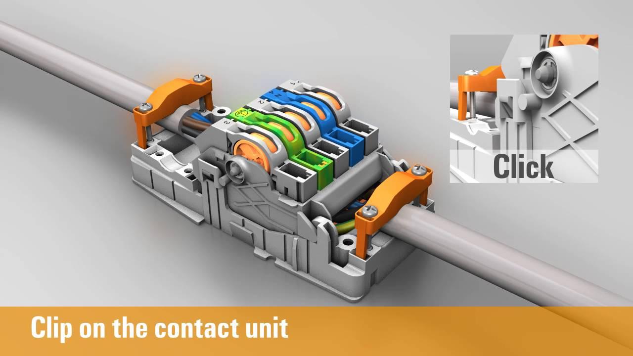 Hızlı ve güvenli bir bağlantı için değişken güç dallandırma cihazı