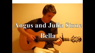 Angus and Julia Stone - Bella (Live Acoustic Cover by Ben Considine)
