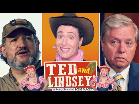 TED and LINDSEY! - A Randy Rainbow Song Parody