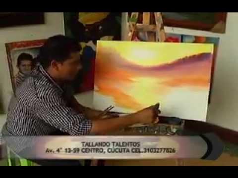 TALLANDO TALENTOS ARTE Y +  PINTURA ,OLEO,CURSOS,CUADROS MODERNOS 3