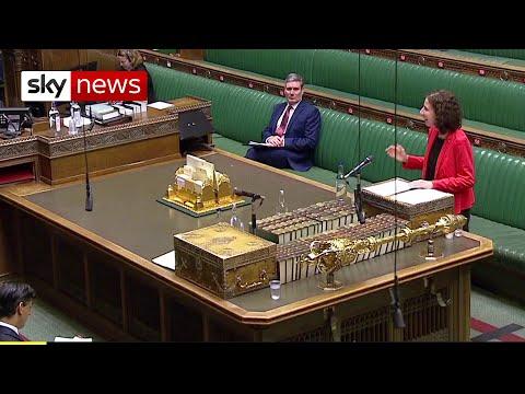 Labour: Sunak must boost drive towards net zero carbon emissions