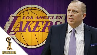Ty Lue Wants Tom Thibodeau As Lakers Top Assistant Coach!!!
