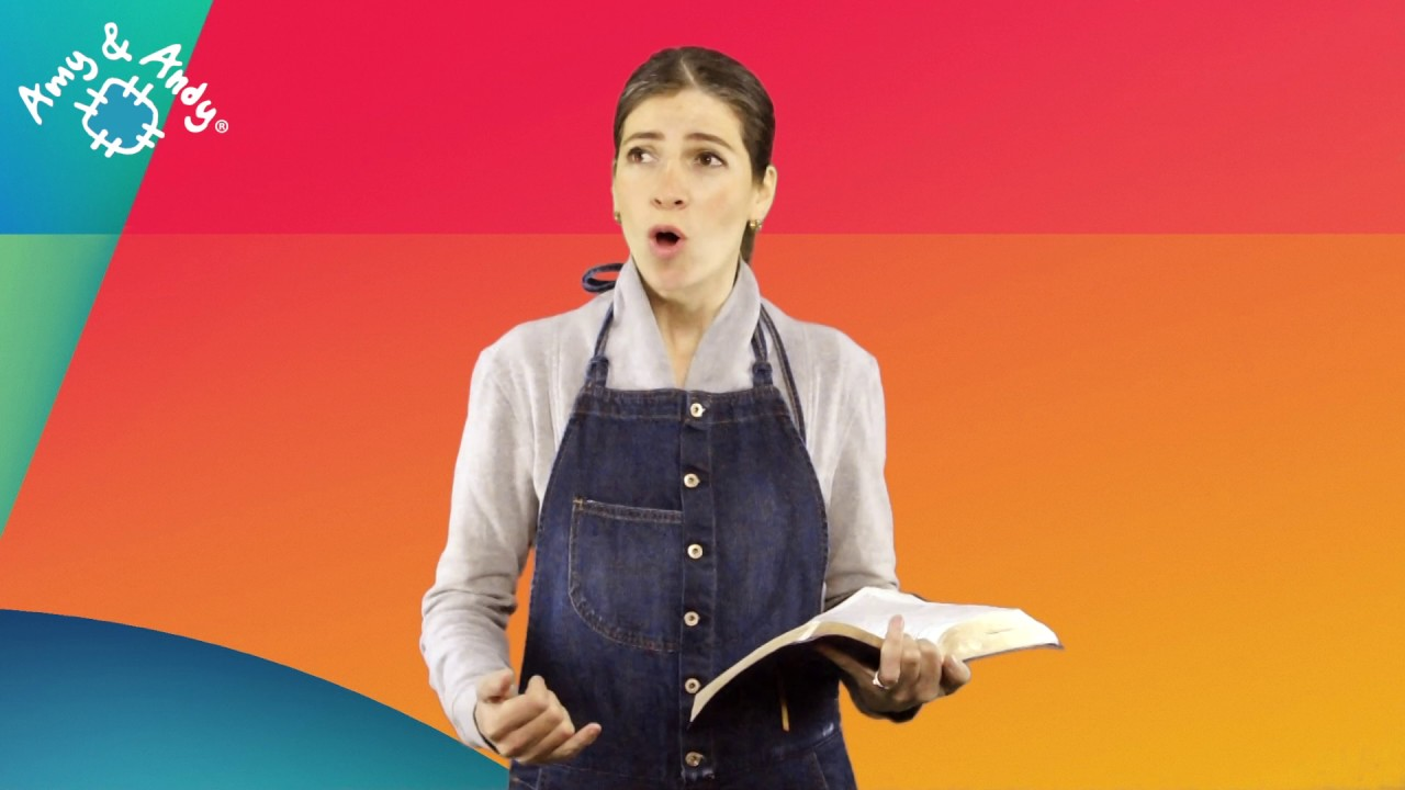 COMPARTE TUS COSAS. Devociones cristianos para niños. Miss Nat. Amy & Andy