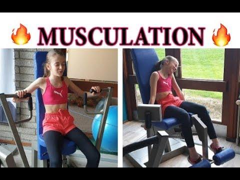 Appareil musculation colos