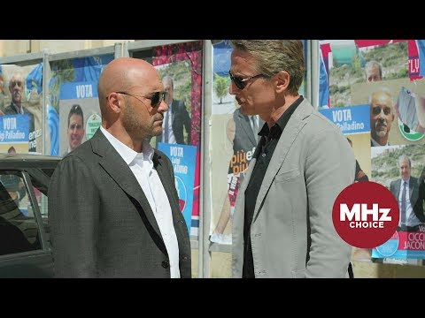 Detective Montalbano: According to Protocol (Official U.S. Trailer) - June 27th