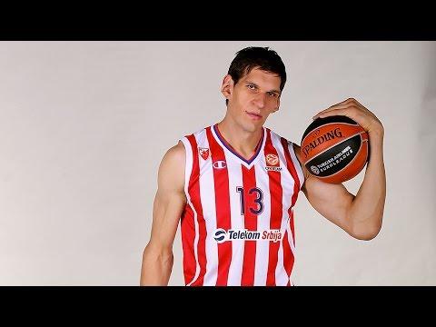 Focus on: Boban Marjanovic, Crvena Zvezda Telekom Belgrade