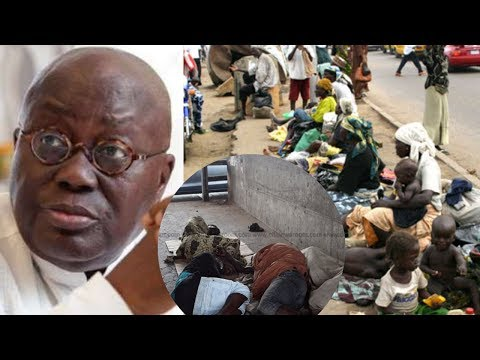 Wow! Leave Prez Akuffo Addo Alone, He Cannot Use Three Years To Do Everything-Ghanaians To Joynews