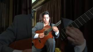 """Gipsy Kings Guitar"" -Alex Santana"