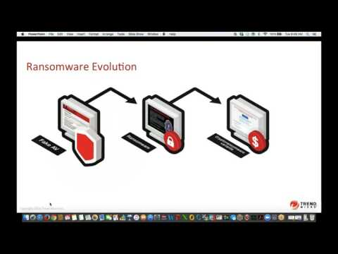 Trend Micro Webinar - How To Defeat Ransomware