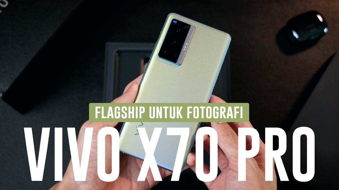 vivo X70 Pro – Satu Lagi Peranti Mercu Untuk Fotografi Profesional