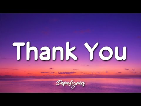 The Rubens - Thank You (Lyrics) 🎵