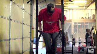 MUTANT in a MINUTE - Dips with Big Ron Partlow
