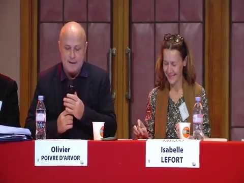 Vidéo POIVRE D'ARVOR Olivier :