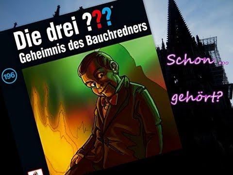 Schon gehört...? #3 Die drei Fragezeichen 196 Geheimnis des Bauchredners