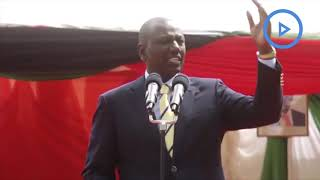 DP Ruto 'identifies' politicians allegedly behind the fake gold scam