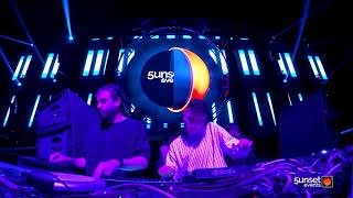 Cuartero b2b Guti - Live @ Movistar Arena by: 5unset events 2018