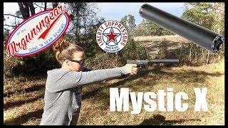 Liberty Mystic X Silencer Review: An Great Rifle, Pistol, and Rimfire Suppressor