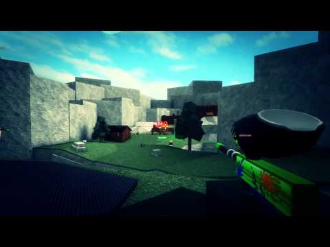 best shooter games on roblox