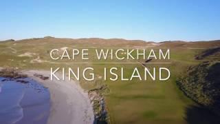 Cape Wickham | King Island Golf Trip | DRONE FOOTAGE