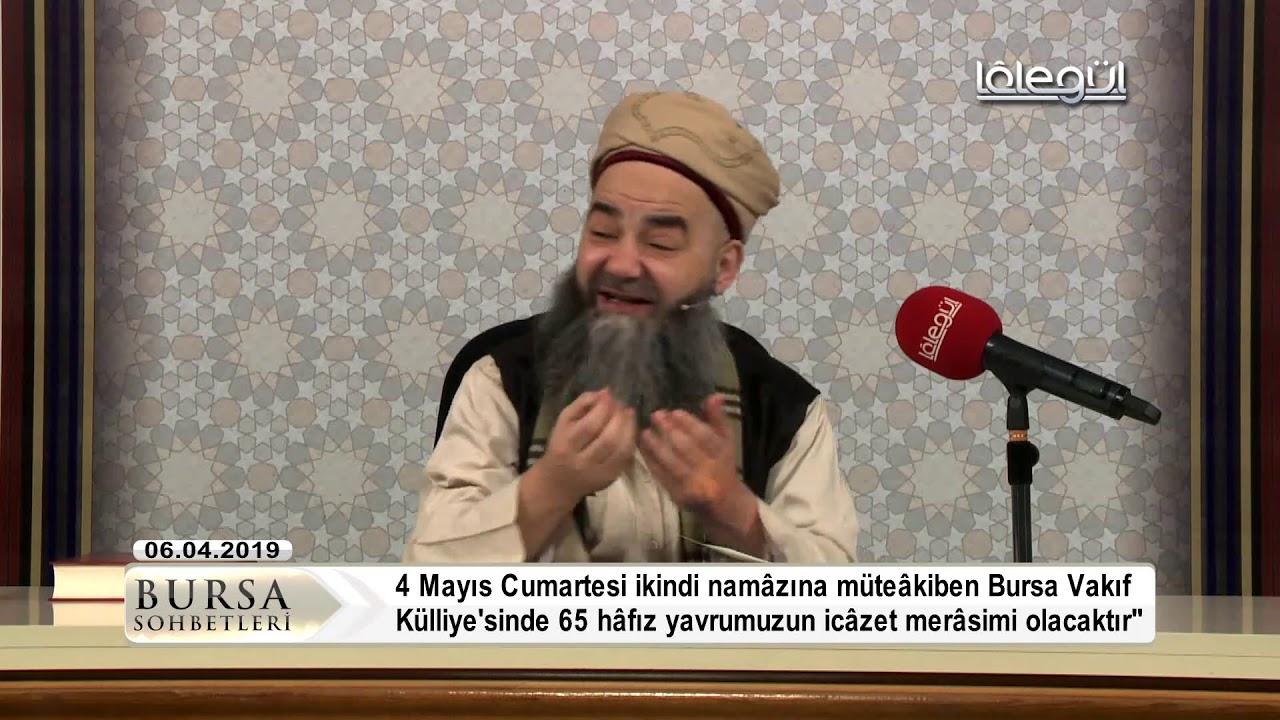 Bursa Sohbeti 6 Nisan 2019