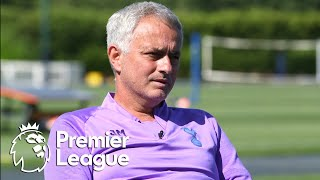 Jose Mourinho details how Tottenham are prepping for Premier League return | NBC Sports