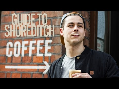 Video LONDON GUIDE: SHOREDITCH | My favourite places