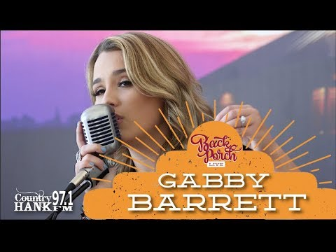 Gabby Barrett - I Hope (Acoustic)