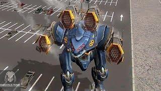 4 MRK II ORKANS ON SPECTRE | Can Do 290,304 DAMAGE | War Robots