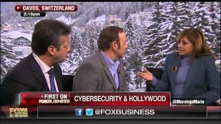 Kevin Spacey takes on cyber security